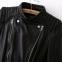Кожаная куртка бомбардировщик для женщин   - 9