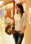 Милая элегантная блузка для женщин  - 5