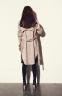 Новая коллекция весенней моды, свободное пальто для женщин  - 3