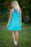 Свободное шикарное платье для женщин  - 1
