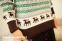 Вязанный свитер с оленями для мужчин  - 10