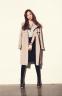 Новая коллекция весенней моды, свободное пальто для женщин  - 1