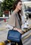 Новая бочкообразная сумка через плечо для женщин - 5