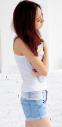 Джинсовые шорты для женщин  - 1