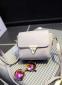 Маленькая сумка посыльного сумка через плечо для женщин - 10