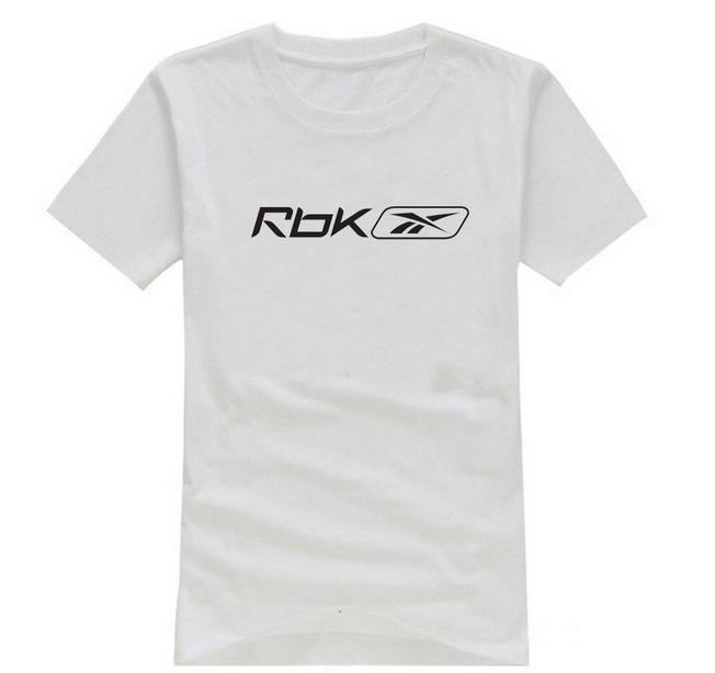 Модная футболка Reebok с коротким рукавом для мужчин