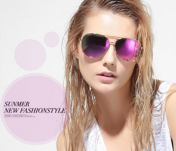 Классические солнцезащитные очки для женщин