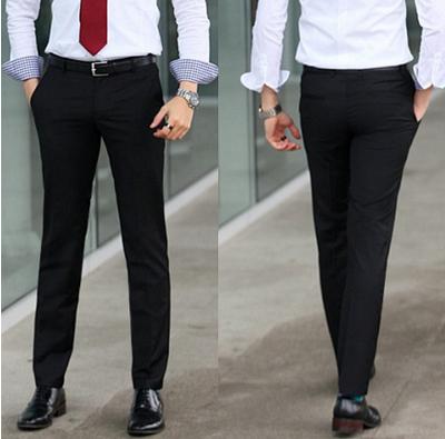 Мужские бизнес брюки