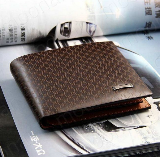 Новый качественный кошелёк для мужчин