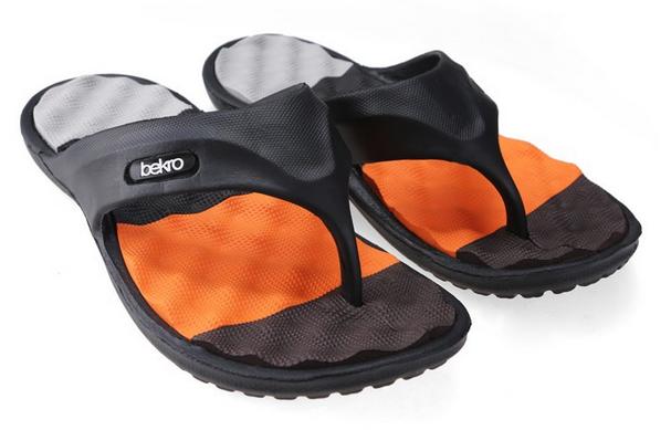 Массажные пляжные сандалии для мужчин