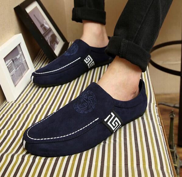 Свободные туфли для мужчин