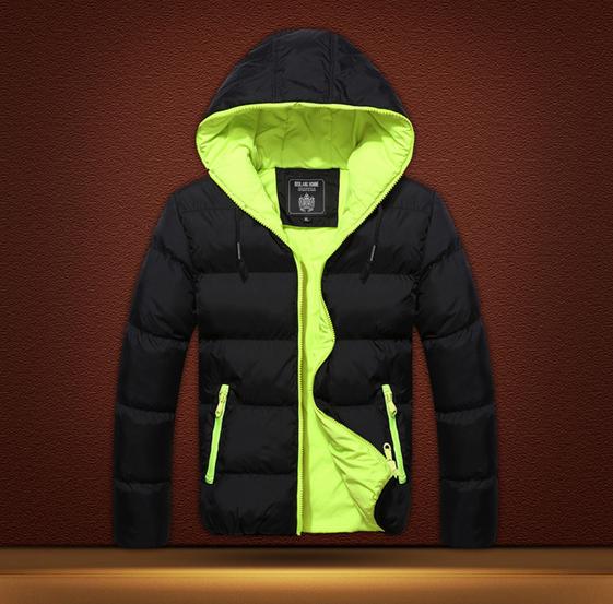 Куртка с капюшоном, удобная популярная зимняя куртка