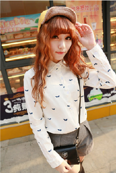 Стильная блузка для женщин