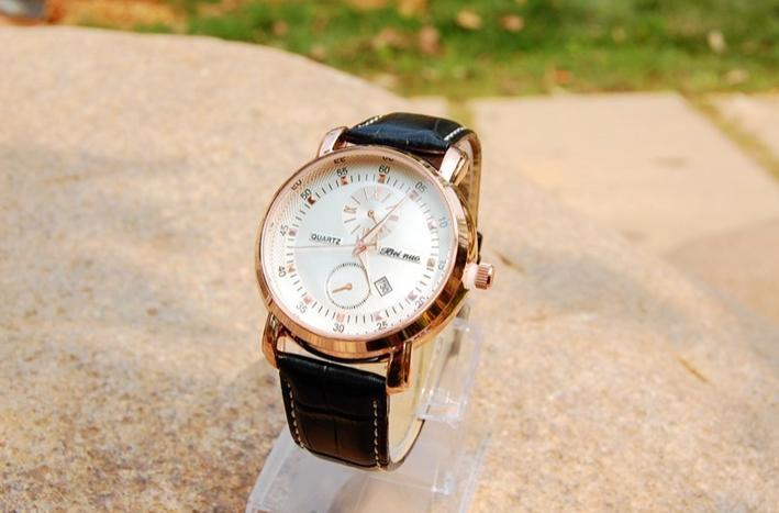 2014 новинка atmos часы мужские кварцевые часы, Кожаный ремешок часы военные часы мужчины люксовый бренд relogio masculino