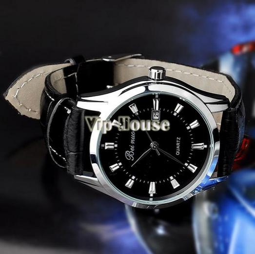 Мужские кварцевые точность нержавеющей стали военные часы бизнес наручные часы водонепроницаемый прямая поставка, горячая распродажа 3 цветов 19424