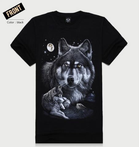 Новая футболка кошмаров для мужчин