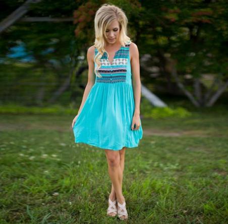 Свободное шикарное платье для женщин