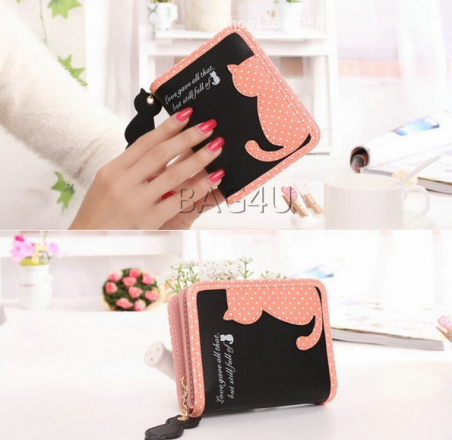 Новый кошелёк на застёжке для женщин