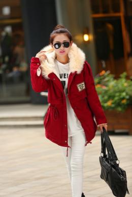 Модная куртка №1