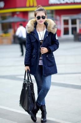 Тёплая куртка №1