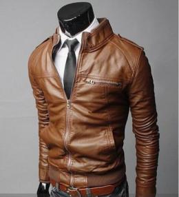 Кожаная куртка №1