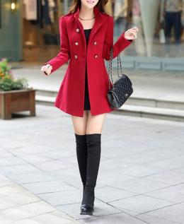 Женское пальто №1