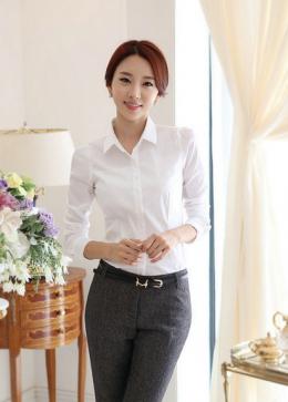 Белая рубашка №1
