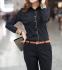 Профессиональная леопардовая рубашка для женщин