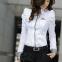 Сексуальная рубашка для женщин с удобными плечами для женщин