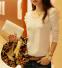 Милая элегантная блузка для женщин